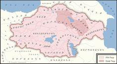 File:Provinces of Greater Armenia. Alternate History, Armenia, Me On A Map, Foundation, Asia, Amazon, Maps, History, Amazon Warriors