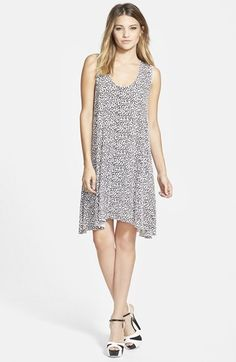 BOYFRIEND/GIRLFRIEND Swingy Tank Dress available at #Nordstrom