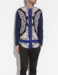 Versace Like Prints/Flamboyant Prints/ Bold Print/Slim Fit Outfit