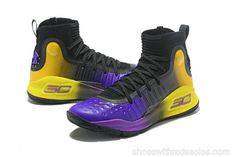 8bff9cda7123 Curry 4 Size US 7.5 10.5 9 Warriors Home Gold Blue. 查看更多. Mens Under Armour Curry  4 Mid Basketball Shoes Black Purple Yellow