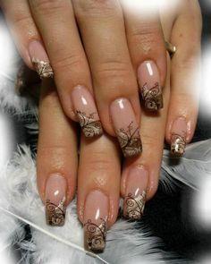 25 Diseños para tus uñas si amas la estación otoñal
