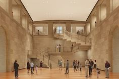 The Philadelphia Museum of Art has broken ground on the Core Project, a $196 million transformation of its main building led by Frank Gehry. In...