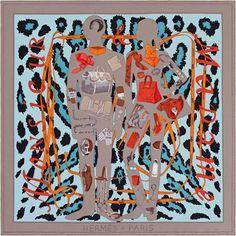 533b0859a858 130 Best Hermes scarfs images   Hermes scarves, Scarfs, Cravat tie