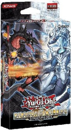 YuGiOh Dragons Collide 1st EDITION Structure Deck $11.37