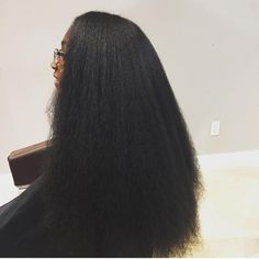 The 10 Best Noweave Photos You Have To See To Believe - Black Hair Information 700872760743095347 Updo Cabello Natural, Pelo Natural, Long Natural Hair, Natural Hair Updo, Natural Hair Growth, Natural Hair Styles, Long Curly, Short Hair, Pelo Afro