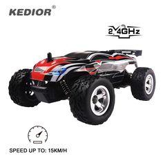 High Speed RC Car 1 : 20 Drift Remote Control Model