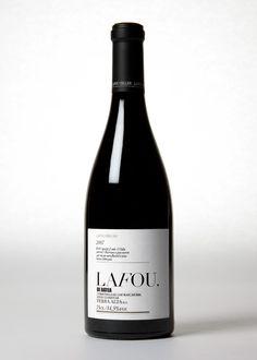 Roqueta Origen / Identitat i packaging La Fou Celler / Packaging vino / wine mxm
