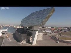 Zaha Hadid Architects: El nuevo diamante de la ciudad de Amberes   Arquitectura