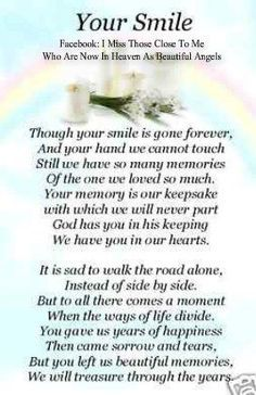 To Mom and Dad miss you both so. To my beautiful Carol-I miss you dearly. Missing Loved Ones, Missing My Son, Missing You So Much, Miss You Daddy, Grief Poems, Loved One In Heaven, Heaven Quotes, Heaven Poems, Grieving Quotes