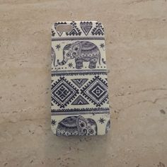 IPhone 5G or 5S case! This case has tribal designs and cute elephants on them! ---BRAND NEW---NEVER USED--- NO PAY PAL---Selling because I bought the wrong size after getting a new phone for Christmas❤️ Accessories Phone Cases