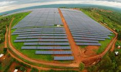 East African plant is completed in less than a year – creating jobs and setting the country on the path to providing half its population with electricity by 2017