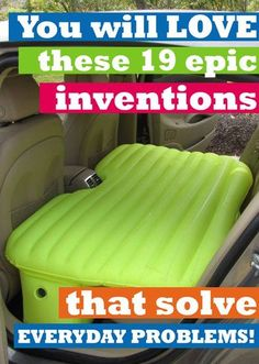 These brilliant machines really make a very good life hack. For sure, you will love these epic inventions that solve everyday problems.