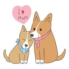 Con cariño y amor, les deseamos a todas las mamas un muy feliz día al lado de sus seres queridos Birthday Greetings, Facebook Sign Up, Scooby Doo, Pet Dogs, Pikachu, Mayo, Fictional Characters, Animals, Vector Graphics