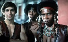 The Warriors on Sky Movies - a New York gang find themselves on enemy turf in Walter Hill's urban thriller. Cult Movies, Action Movies, The Warriors 1979, James Remar, Old School Movies, A Bronx Tale, Carlito's Way, Warrior Images, Warrior Movie