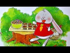 The Little Gray Bunny - Easter Story w/ Music & EFX - YouTube