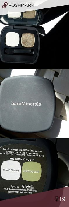 BareMinerals Ready Eyeshadow, The Scenic Route BareMinerals Ready Eyeshadow, The Scenic Route, Breathtaking and Spectacular. BareMinerals  Makeup Eyeshadow