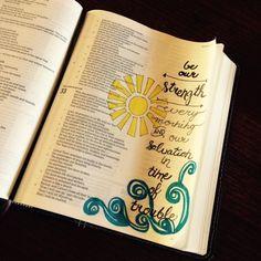 We get weary in God'...