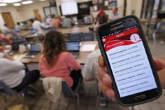 """N.J. schools go #BYOD: Students Get Green Light to Use Cellphones in Class""  #BYOT"