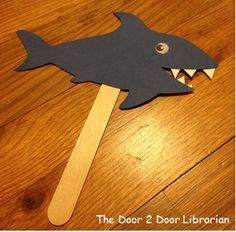 June 22, 2014 DOOR 2 DOOR STORYTIME EARLY CHILDHOOD LITERACY SKILLS: Narrative Skill BOOKS TO DISPLAY Shark in the Park by Nick...