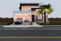 Residência C&T: Casas modernas por Daniele Galante Arquitetura