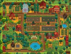 Post with 38 votes and 2583 views. Tagged with stardew valley; Stardew Farms, Stardew Valley Farms, Stardew Valley Layout, Stardew Valley Tips, Farm Village, Farm Layout, Animal Crossing Villagers, Summer Garden, City Photo