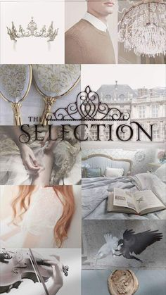 The selection aesthetic La Sélection Kiera Cass, Kiera Cass Books, The Selection Book, Good Books, My Books, Maxon Schreave, Princess Aesthetic, Books For Teens, Book Aesthetic