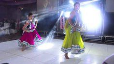 SAID dancers Shivani and Aashika performing for Kajal and Atish's wedding reception at Coventry Hilton. Film: Ram-Leela Song: Nagada sang dhol https://itunes...
