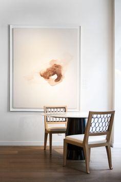 Mains ouvertes, de Vincent Gassin-Gradstein, jusqu'en septembre à la Galerie Liaigre, 33, rue de Verneuil, 75007 Paris / © Nathan Gauthier