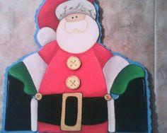 Mas Santa en foami