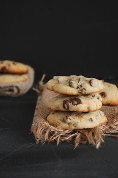Madame Gateau: Biscuits d'automne aux pépites de chocolat et graines de citrouille