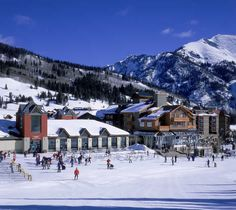 This is my most favorite place in the whole wide world! Copper Mountain, Colorado