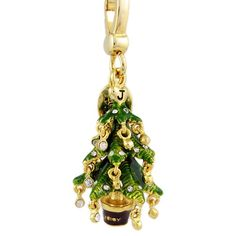 Juicy Couture Christmas Tree Charm