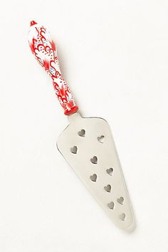 Love it!! Filomena Cake Server #anthropologie