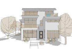 Modern House of Windows