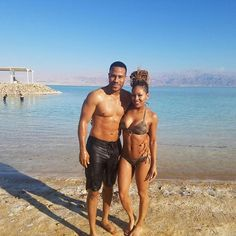 Feeling Renewed  - Sweet Photos From Meagan Good and DeVon Franklin's Spiritual New Year's Trip to Israel