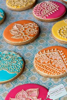 .Gorgeous cookies  -- Pinned by http://www.cakestandlady.com