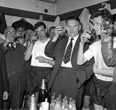 Dressing Room, 1961, North London | Tottenham Hotspur Football Club