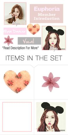 """EUPHORIA's Main Dancer: Mya"" by pandagirl2102 ❤ liked on Polyvore featuring art"
