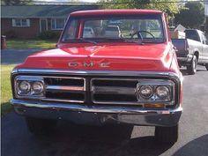 1971 GMC SHORT-BED | Johnson City TN