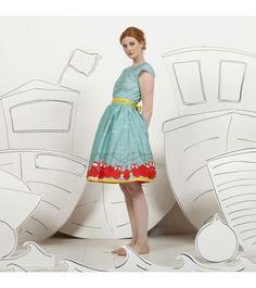 Poppy England: Beautiful springtime dresses for Mama too.