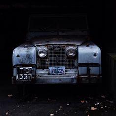 // Land / Rover //// www.oxcroft.com //