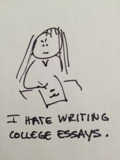 """Don't be this person! Love your essay! """"How to Write College Admissions Essays: A Letter to High School Seniors"""" - By Kathleen Buckstaff College Admission Essay, College Essay, School Essay, College Tips, Persuasive Essays, Argumentative Essay, High School Counseling, High School Seniors, Essay Writing Tips"""