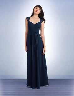 34ed436d78d Bridesmaid Dress Style 1124 - Bridesmaid Dresses by Bill Levkoff Bridal  Wedding Dresses