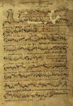 Cançoner de Barcelona :: Partitures (Biblioteca de Catalunya)