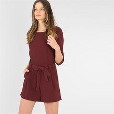 Pimkie.fr : La comi-short fluide et ceinturée fait figure d'essentiel d'un dressing chic et féminin.