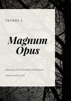Magnum opus (2)