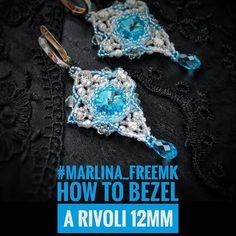 Sv Beads   VK Crochet Necklace, Beads, Earrings, Jewelry, Beading, Ear Rings, Jewlery, Crochet Collar, Jewels