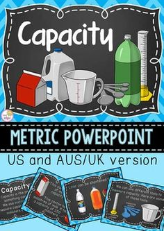 Capacity Metric PowerPoint