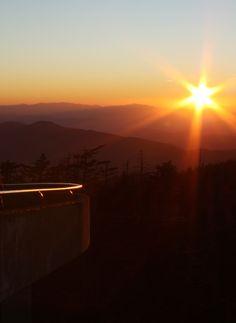 Check out Smoky Mountains Webcam at http://CobblyNobTN.com