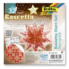 Kit Origami Étoile rouge or 20cm : Chez Rentreediscount Loisirs créatifs Origami, Kit, Decoration, Christmas Ornaments, Holiday Decor, Creative Art, Crafts, Creative Crafts, Decor